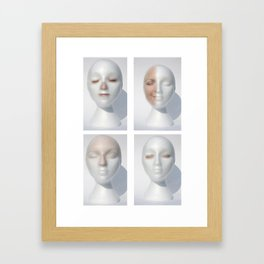 maniface Framed Art Print