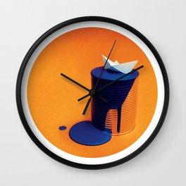 imagination floating Wall Clock