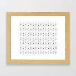 Mechanical Switches Framed Art Print