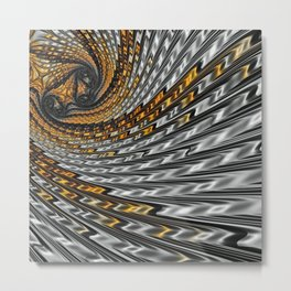 Twist and Shout Metal Print