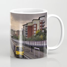 Exeter Central Pacer Coffee Mug
