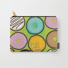 Donuts Carry-All Pouch