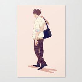 oikawa Canvas Print