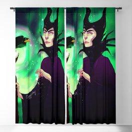 Maleficent Blackout Curtain