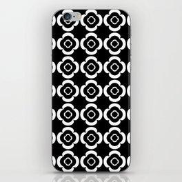 Seamless Floral Pattern V iPhone Skin