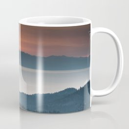 Vibrant Sunset Coffee Mug