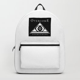 Over Come Everything Backpack