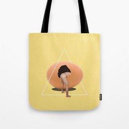 > egg man Tote Bag