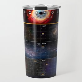 Cosmic Calendar 2020 — Cosmos: Possible Worlds Travel Mug