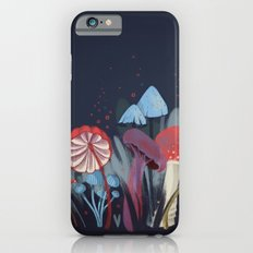 Wild Mushrooms Slim Case iPhone 6s