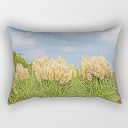 Pampas Grass Rectangular Pillow