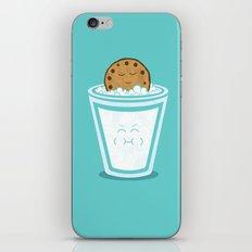 Hot Tub Cookie iPhone Skin