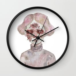Phobia Wall Clock