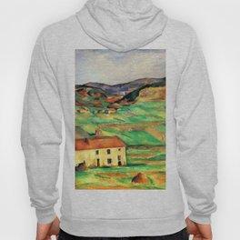 """Paul Cezanne """"Gardanne"""" Hoody"""