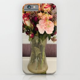 Beauty in all Its Stages iPhone Case