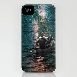 Fishing Stars iPhone Case