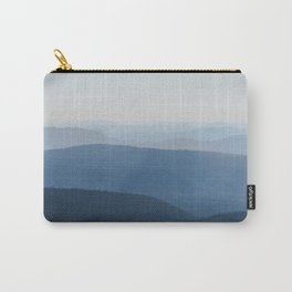 Smoky Blue Mountains Carry-All Pouch