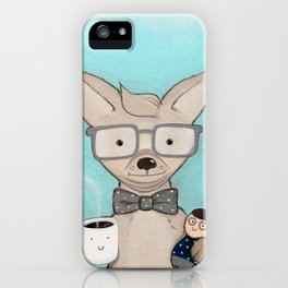 Elliot iPhone Case