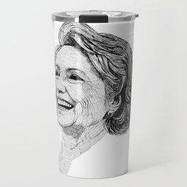 Hillary Clinton Travel Mug