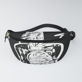 While My Guitar Gently Weeps Fanny Pack