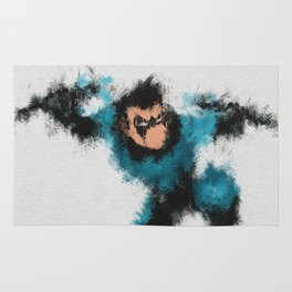 Nightwing Rug