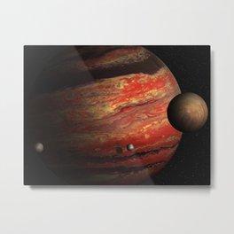 WASP-6b, Hot Jupiter Metal Print