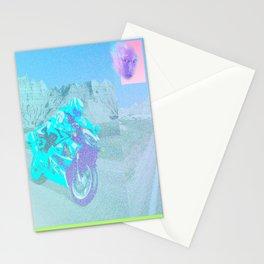 I-ROBOTOVRDRIVE Stationery Cards