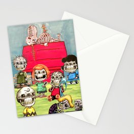 Dead Kids Stationery Cards