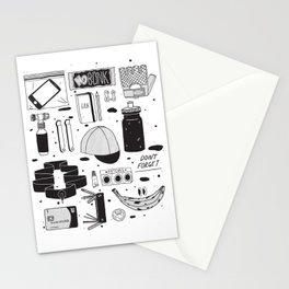 DON'T FORGET Stationery Cards