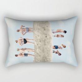 Satta Outside Rectangular Pillow