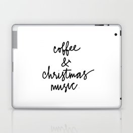 Coffee & christmas Laptop & iPad Skin