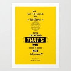 Seinfeld Posters - The Subway Art Print