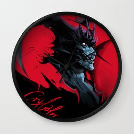Devilman Wall Clock