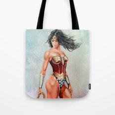 wonder w Tote Bag