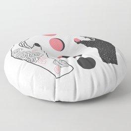 Moonrise Besties Floor Pillow