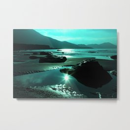 Kerry Coast Metal Print