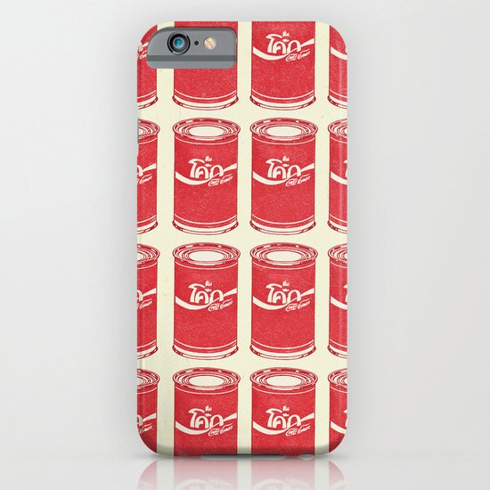 Not A Tomato Soup iPhone & iPod Case
