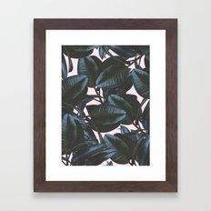 Charming Impression #society6 #decor #buyart Framed Art Print