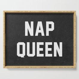 Nap Queen Serving Tray
