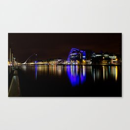 Reflections VII - National Convention Center Canvas Print