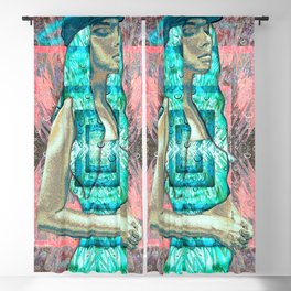 Rain Angel Blackout Curtain