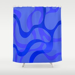 The Journey - Electric Shower Curtain