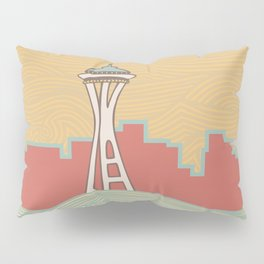 Seattle Pillow Sham