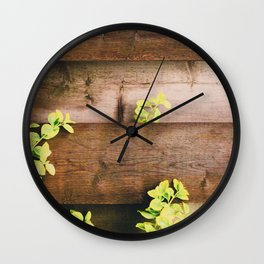Country side mood Wall Clock