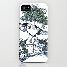 Young Gon iPhone Case