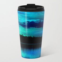 Brilliant Blue Travel Mug