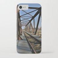 bridge iPhone & iPod Cases featuring Bridge by Falko Follert Art-FF77