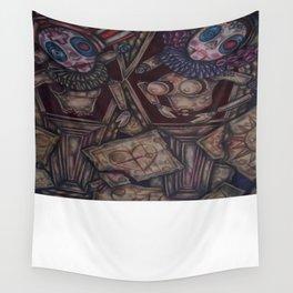 Jaded Art Wall Tapestry