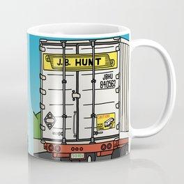 J.B. Hunt Coffee Mug