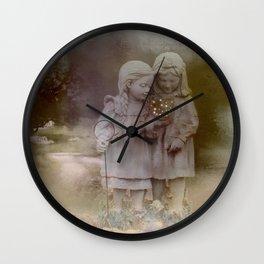 Childhood Wonders Wall Clock